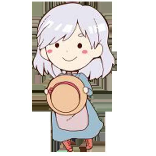 Studio Ghibli (1) - Sticker 26