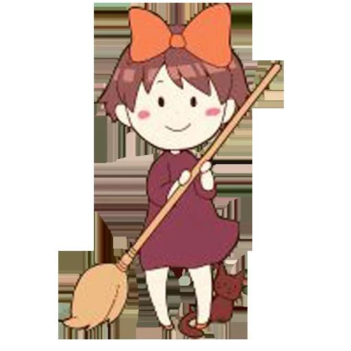Studio Ghibli (1) - Sticker 21