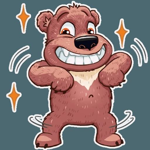 Telegram 1 - Tray Sticker