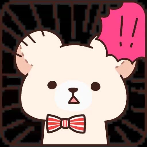 Bear 3 - Sticker 18