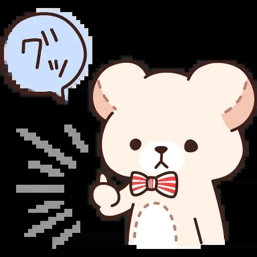 Bear 3 - Sticker 12