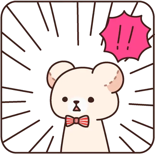 Bear 3 - Sticker 17