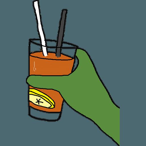 叉雞飯呀dllm - Sticker 3