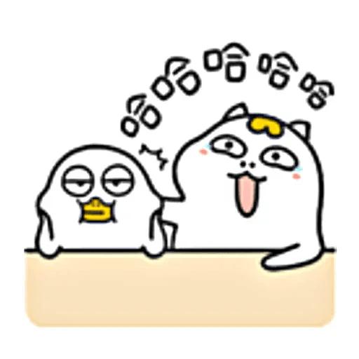 BH-duck05 - Sticker 12