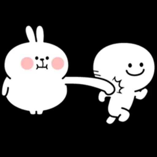 @spoiled rabbits - Sticker 21