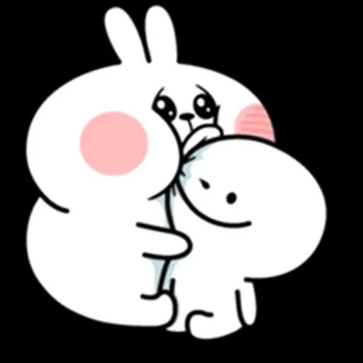 @spoiled rabbits - Sticker 7