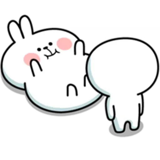 @spoiled rabbits - Sticker 28