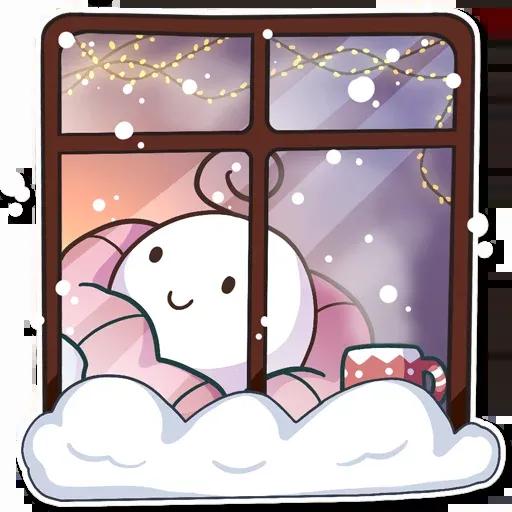 Mr. Blanket - Sticker 6