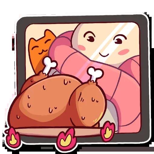 Mr. Blanket - Sticker 23