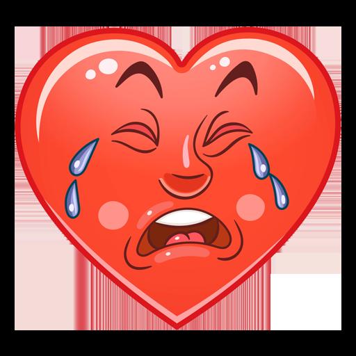 Big Boy Heart @ykinanah - Sticker 5