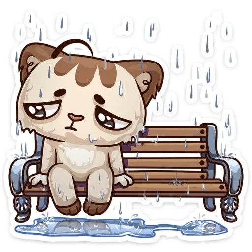 Fall mood - Sticker 28