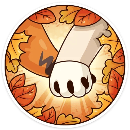 Fall mood - Sticker 10