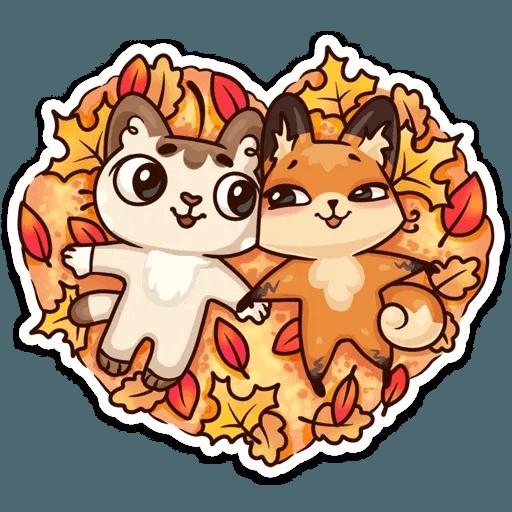 Fall mood - Sticker 12