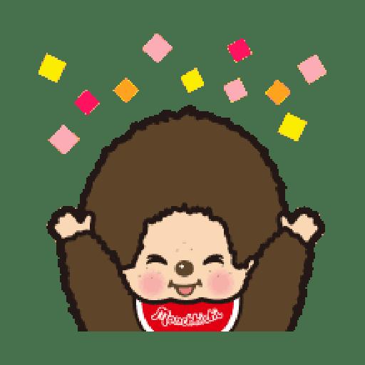 Monchhichi - Sticker 9