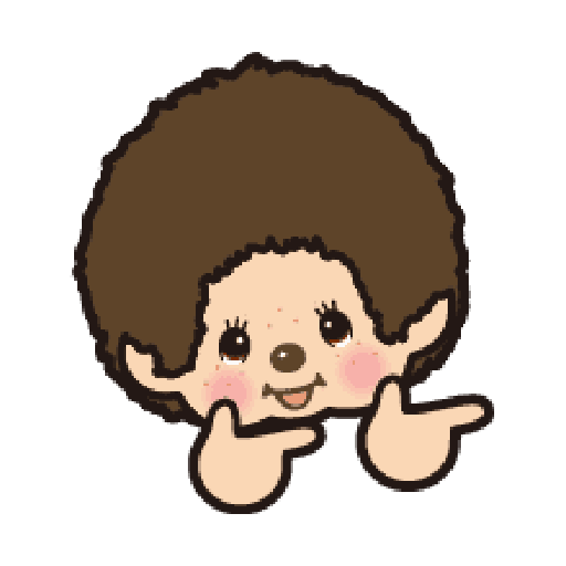 Monchhichi - Sticker 2