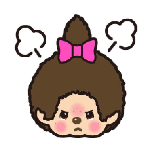 Monchhichi - Sticker 5