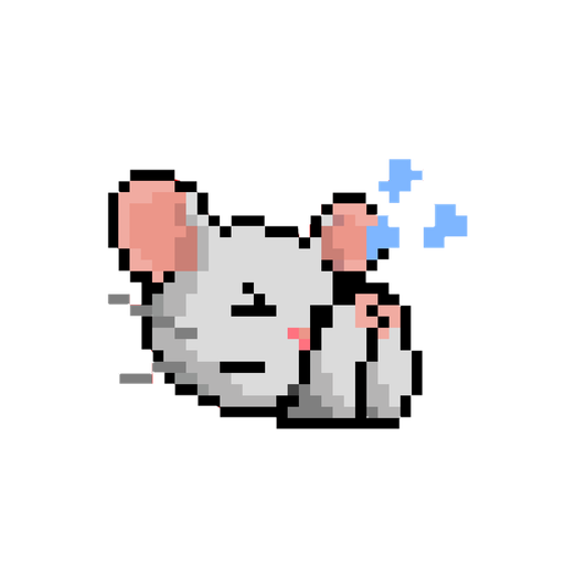 LIHKG Cat Rat - Sticker 2