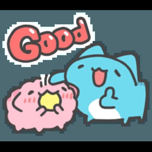 Capoo 咖波-閒聊好用篇(上) - Sticker 2