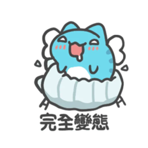 Capoo 咖波-閒聊好用篇(上) - Sticker 19