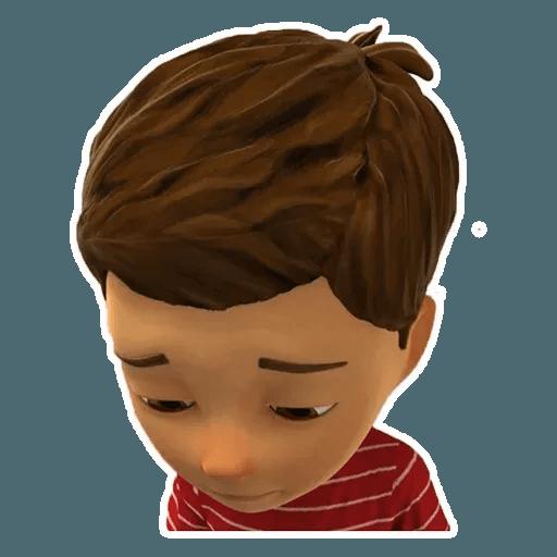 Caleb y Sofia - Sticker 23