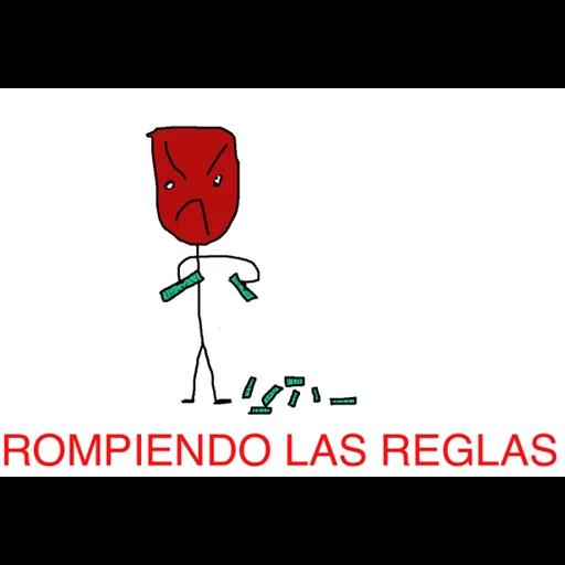 Memes Español - Sticker 15