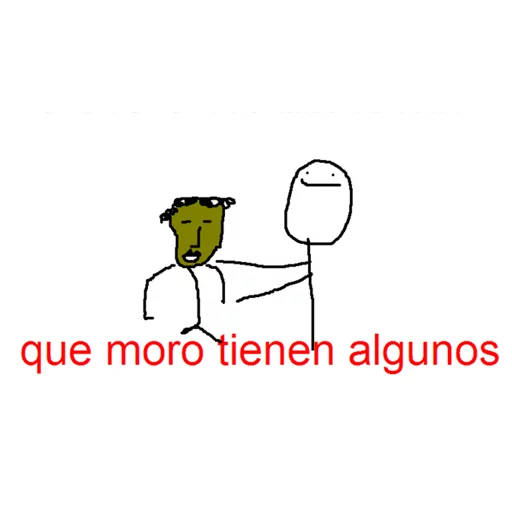 Memes Español - Sticker 19