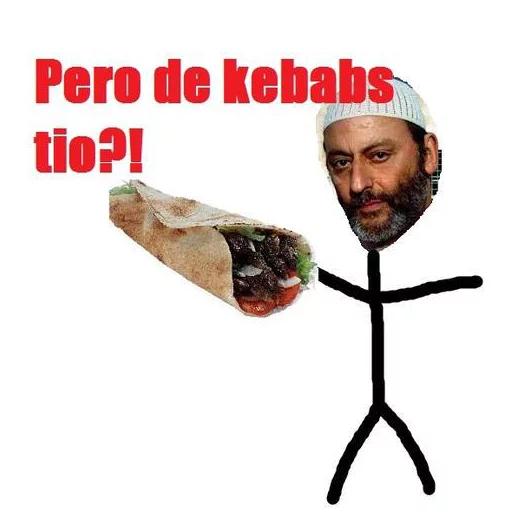 Memes Español - Sticker 6