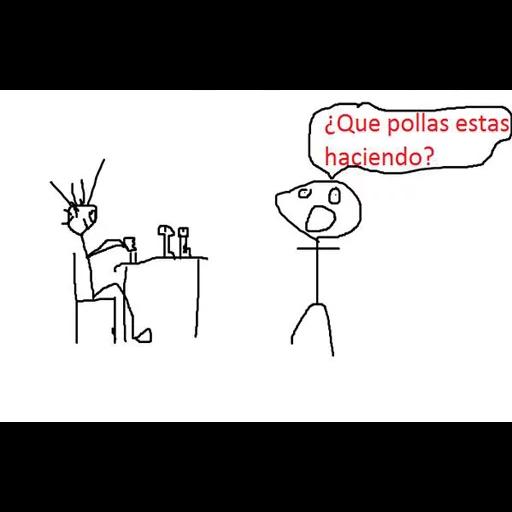 Memes Español - Sticker 11