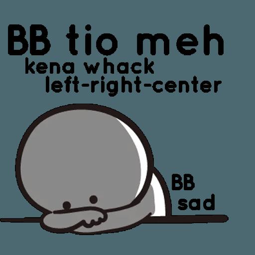 BBloves2 - Sticker 7