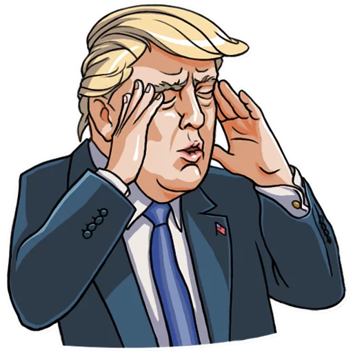 Donald Trump - Sticker 23