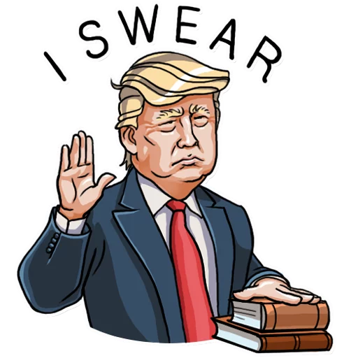 Donald Trump - Sticker 28