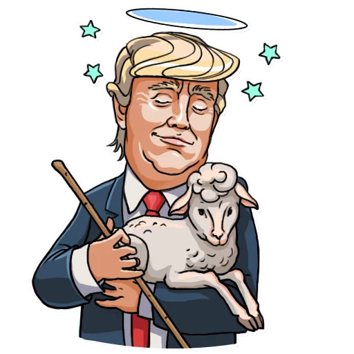 Donald Trump - Sticker 5