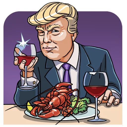 Donald Trump - Sticker 11