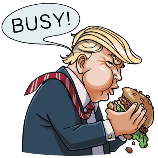 Donald Trump - Sticker 4