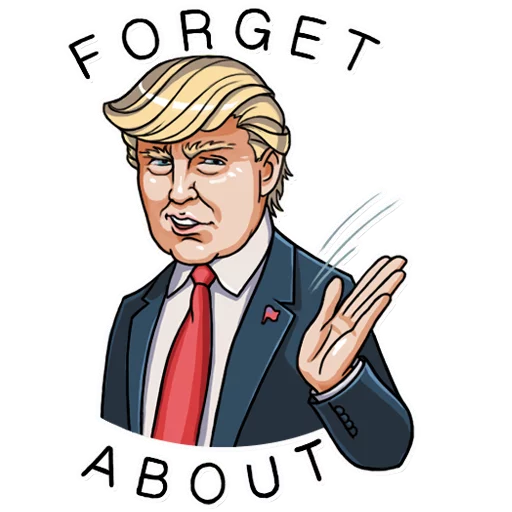 Donald Trump - Sticker 19