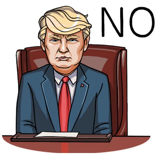 Donald Trump - Sticker 22
