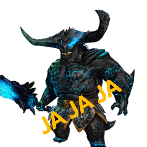 Trollhunters  - Tray Sticker