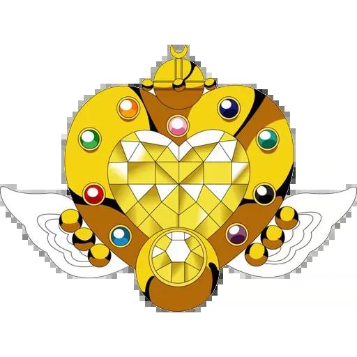 Sailor Moon - Sticker 17