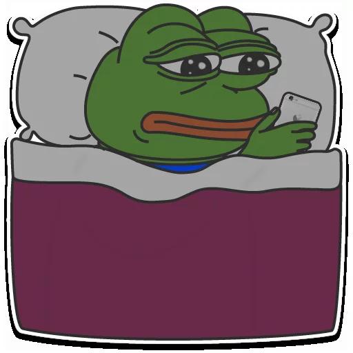 Frog - Sticker 22