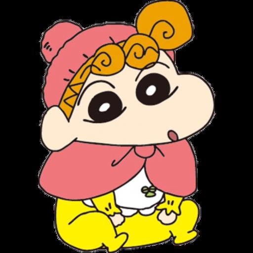 小葵 蠟筆小新妹妹 Himawari shinchan 1 - Sticker 10