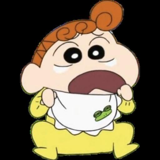 小葵 蠟筆小新妹妹 Himawari shinchan 1 - Sticker 18
