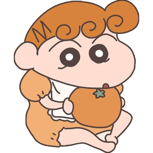 小葵 蠟筆小新妹妹 Himawari shinchan 1 - Sticker 3