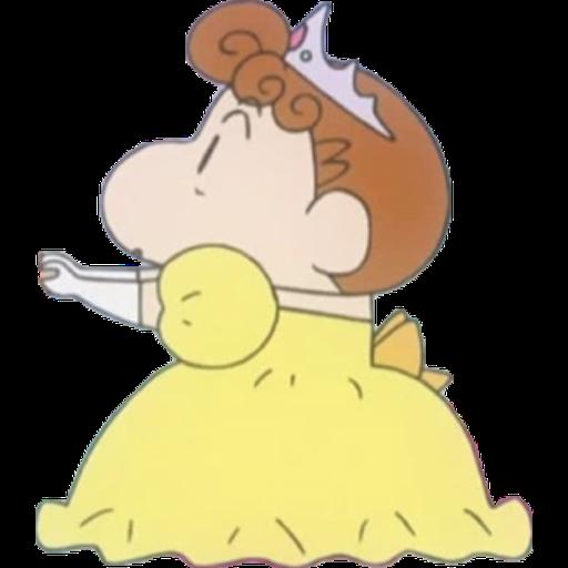 小葵 蠟筆小新妹妹 Himawari shinchan 1 - Sticker 25