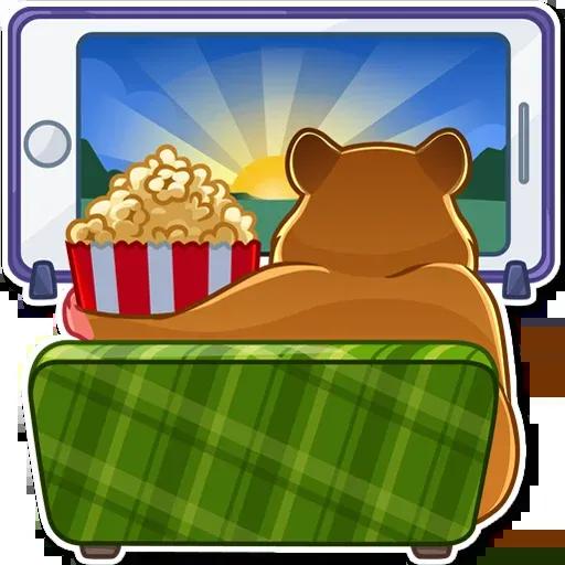 Beany - Sticker 25