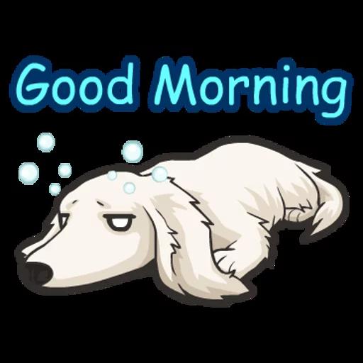 Greetings - Sticker 11
