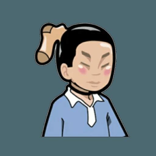 小明 - Sticker 16