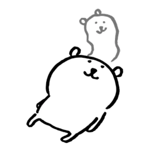自我吐糟的白熊3 - Sticker 11