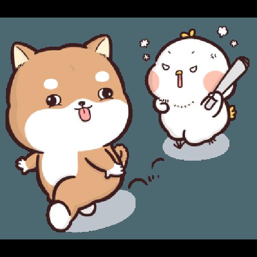 Shiba Inu PIPI's life(3) by Liz - 2 - Sticker 6