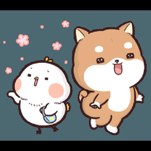Shiba Inu PIPI's life(3) by Liz - 2 - Sticker 2