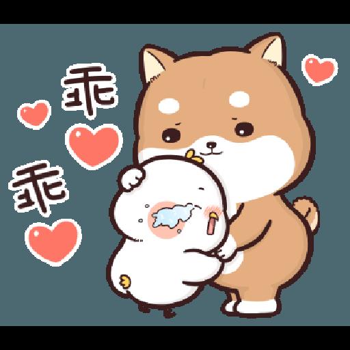 Shiba Inu PIPI's life(3) by Liz - 2 - Sticker 5